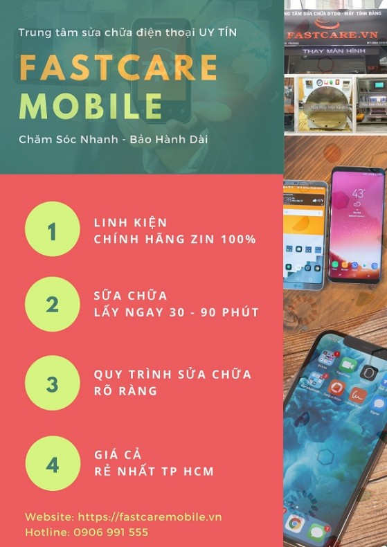 Banner cam kết của Fastcare